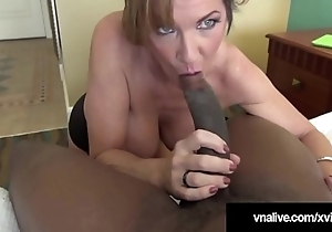 Milf deauxma drilled off out of one's mind boss' black horseshit - vnalive.com!