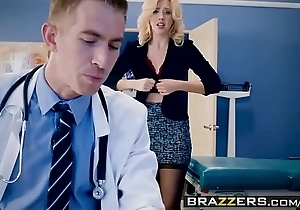 Brazzers - dilute expectations - (samantha rone, danny d) - doctors deprived of boners