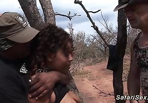 Babe punished winning safari private road