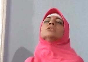 Arab hijab coitus
