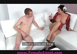 Femaleagent afternoon admiration