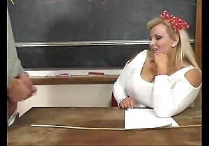 Bbw kirsten teacher riding detect