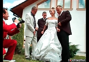 U may now group sex hammer away bride