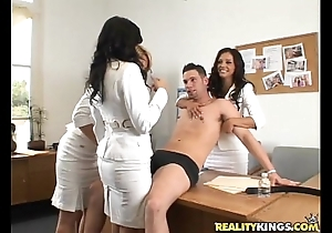 Brianna beach, francesca le & shy hallow are be transferred to weird jury forth this bushwa casting!