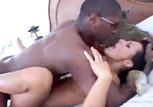Mr. funkmaster: blacks on foreigns interracial compilation