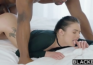 Blacked marley brinx arch bbc about her bore