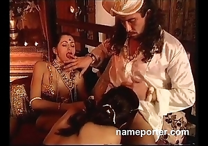 Sneezles kamasutra--erotic french trinity instalment