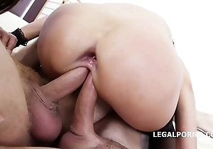 Sample addicted angie moon & dominica phoenix 5on2 with anal fisting orgasms!