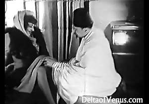 Antiquated porn 1920s - shaving, fisting, fucking