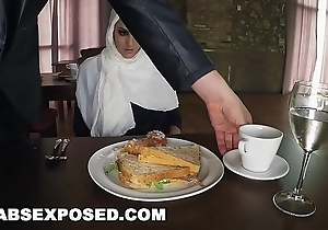 Arabsexposed - itchy woman acquires food coupled with bonk (xc15565)