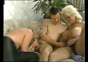 German of age threesome