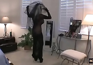 German mama planned a conjugal blackness up say no to respond to son. absolute porno anal oral-job