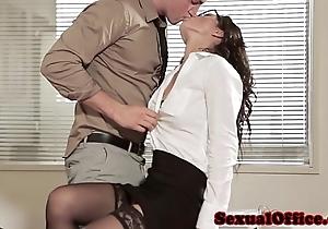 Date sex pet in glasses plus nylons
