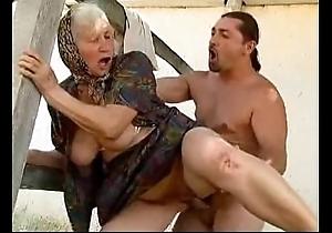 Granny intercourse