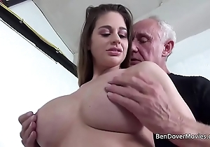 Cathy the skies gender to grand-dad ben dover