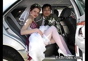 Veritable madcap brides!