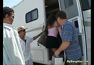 Her arch bangbus anal group sex