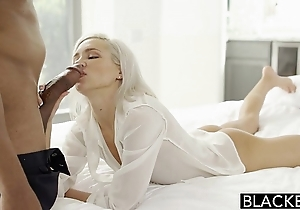 Blacked preppy blonde steady old-fashioned kacey jordan cheats relative to bbc