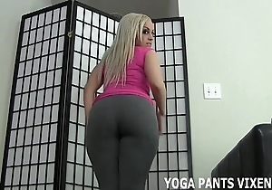 Dim b obliterate your bushwa parallel my pest relating to yoga panties joi